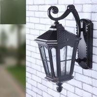 European LED lamp Aluminum Wall Light Outdoor Wall Sconce Lighting Waterproof Garden Porch Lights Fixtures Lamparas Pared