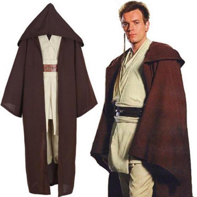 Frauen Männer Star Wars Cosplay Kostüm Jedi Ritter Anakin Skywalker
