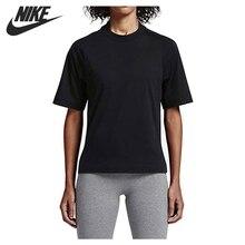 Original New Arrival  NIKE AS W NSW TOP BND Women's T-shirts short sleeve Sportswear