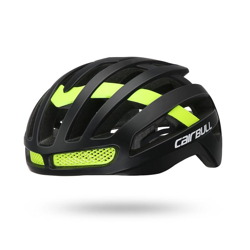 DH TRAIL Bicycle Helmet Interally-mold All-terrain Road Bike Mountain Bike Helmet Ultralight 26 Vents Racing Cycling Helmet