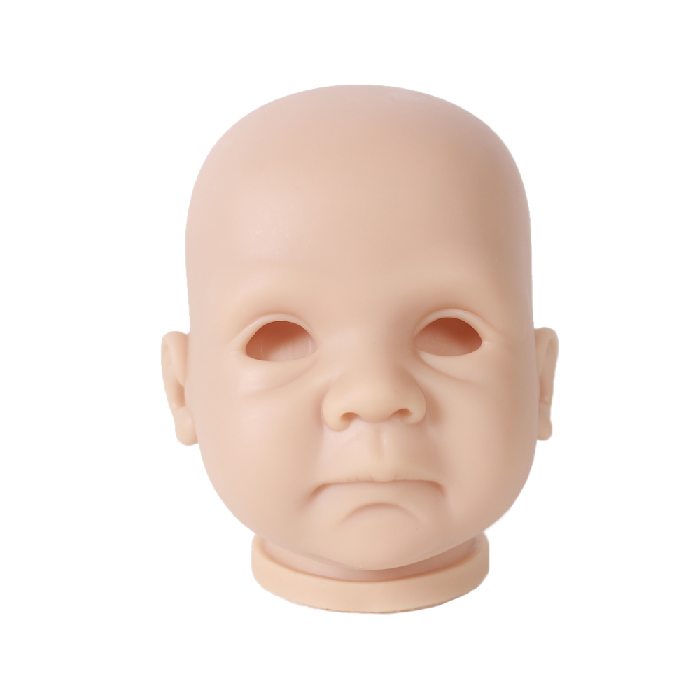 2019 new real touch Vinyl Silicone Reborn Baby Dolls Kit 50cm DOLLMAI Unpainted Blank Doll Kit Toys for Children accessories toy2019 new real touch Vinyl Silicone Reborn Baby Dolls Kit 50cm DOLLMAI Unpainted Blank Doll Kit Toys for Children accessories toy