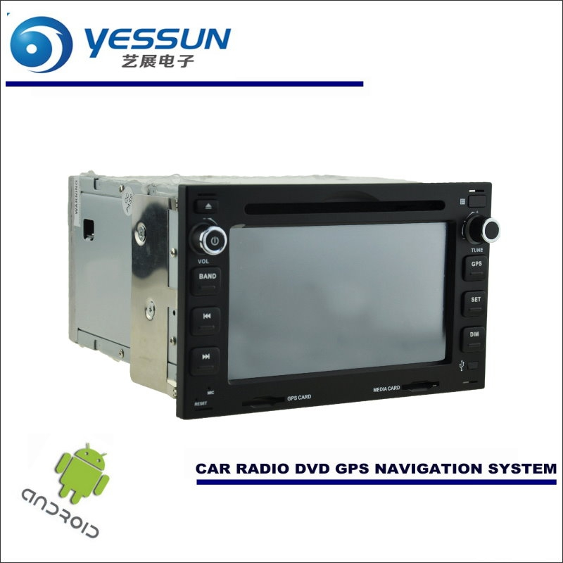 YESSUN Car Android Navigation For Opel Frontera Sport / Vauxhall Frontera Sport - Radio Stereo CD DVD Player GPS Navi Multimedia yessun car android navigation for opel astra j vauxhall holden gtc radio stereo cd dvd player gps navi screen multimedia