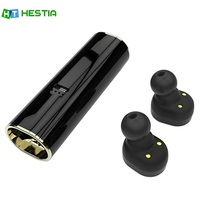 HESTIA S3 Bluetooth Earphone Wireless Headset 400mAh Charging Box Earbuds TWS Binaural Stereo For IOS Android