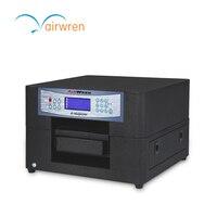 Impressora solvente do tamanho eco de Haiwn-400 a4 para a máquina de impressão do lápis/cartão de visita