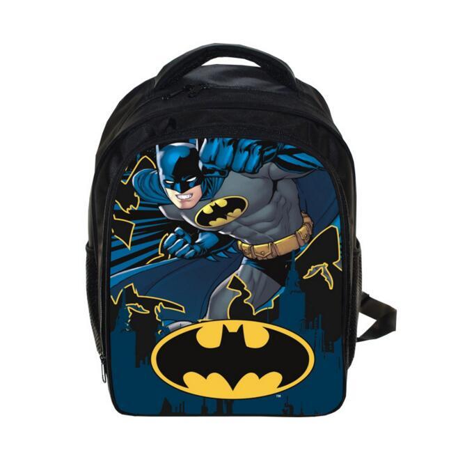 hot Baby Bag Child cool toddler boys backpack children girls Schoolbags Batman Bag for kids backpacks
