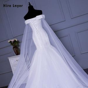 Image 4 - לשכור Lnyer חדש עיצוב Slim אלגנטי סין שמלות כלה Mariage אפליקציות ואגלי פאייטים בת ים חתונת שמלת Aliexpress התחברות