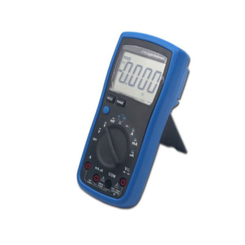 цена на High Accuracy Professional Multimeter AC/DC Current Voltage Resistance Capacitance Test Meter Digital Electric Ammeter Volmeter