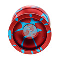 New arrive free shipping  MTE  YOYO Professional Butterfly Metal yoyo Best gift for children  2 color Can choose