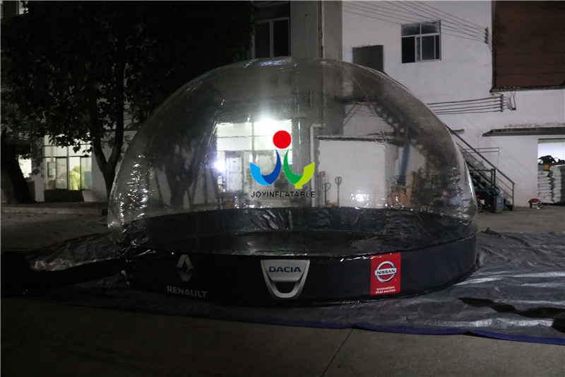 Waterproof Inflatable Transparent/Clear/ Bubble Car Tent with Floor for Outdoor -in Tents from Sports u0026 Entertainment on Aliexpress.com | Alibaba Group & Waterproof Inflatable Transparent/Clear/ Bubble Car Tent with ...