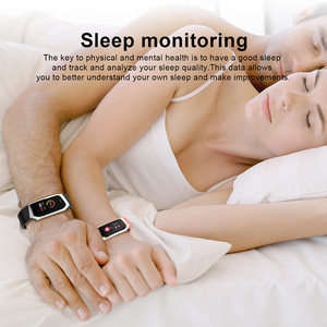 Image 5 - 2020 DEMOR KB08 Smart Bracelet Fitness Activity Band Blood Pressure Heart Rate Monitor Wristband for Android Men Women Smartband