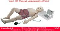 РЕБЕНОК КПП Манекен, первой помощи, Обучение манекен, медицинские моделирование манекенов и РЕБЕНОК КПП обучение MANIKIN GASEN CPRM0010
