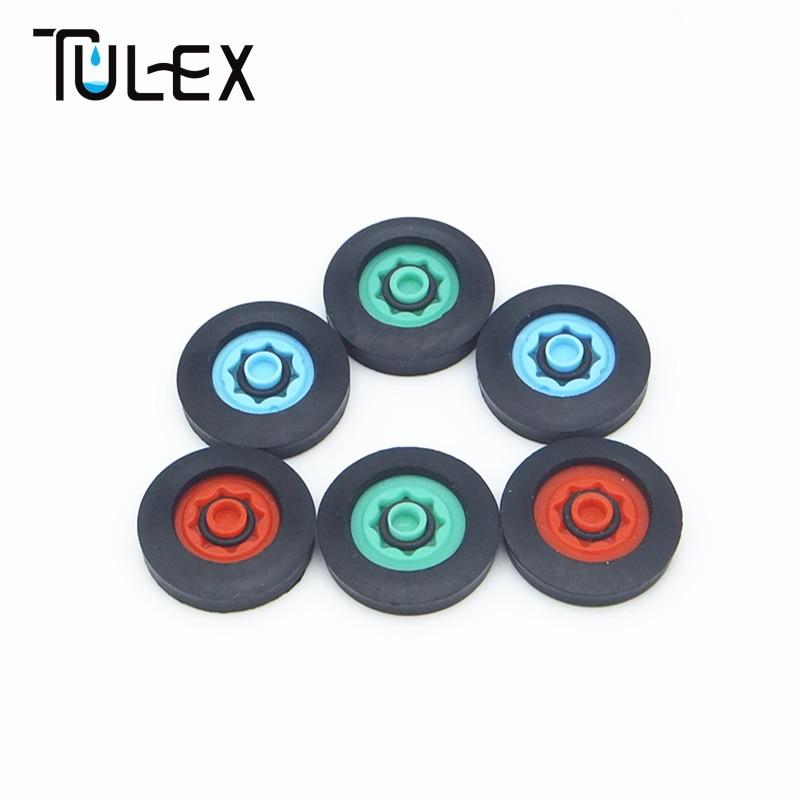 TULEX Water Saving Chip Shower Head Device Shower Regulator Water Saver Connector Check Shower Mixer Kit for Bathroom Shower цена