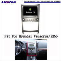 Android 7 1 2G RAM For Hyundai Veracruz IX55 Car Radio Audio Video Multimedia DVD Player