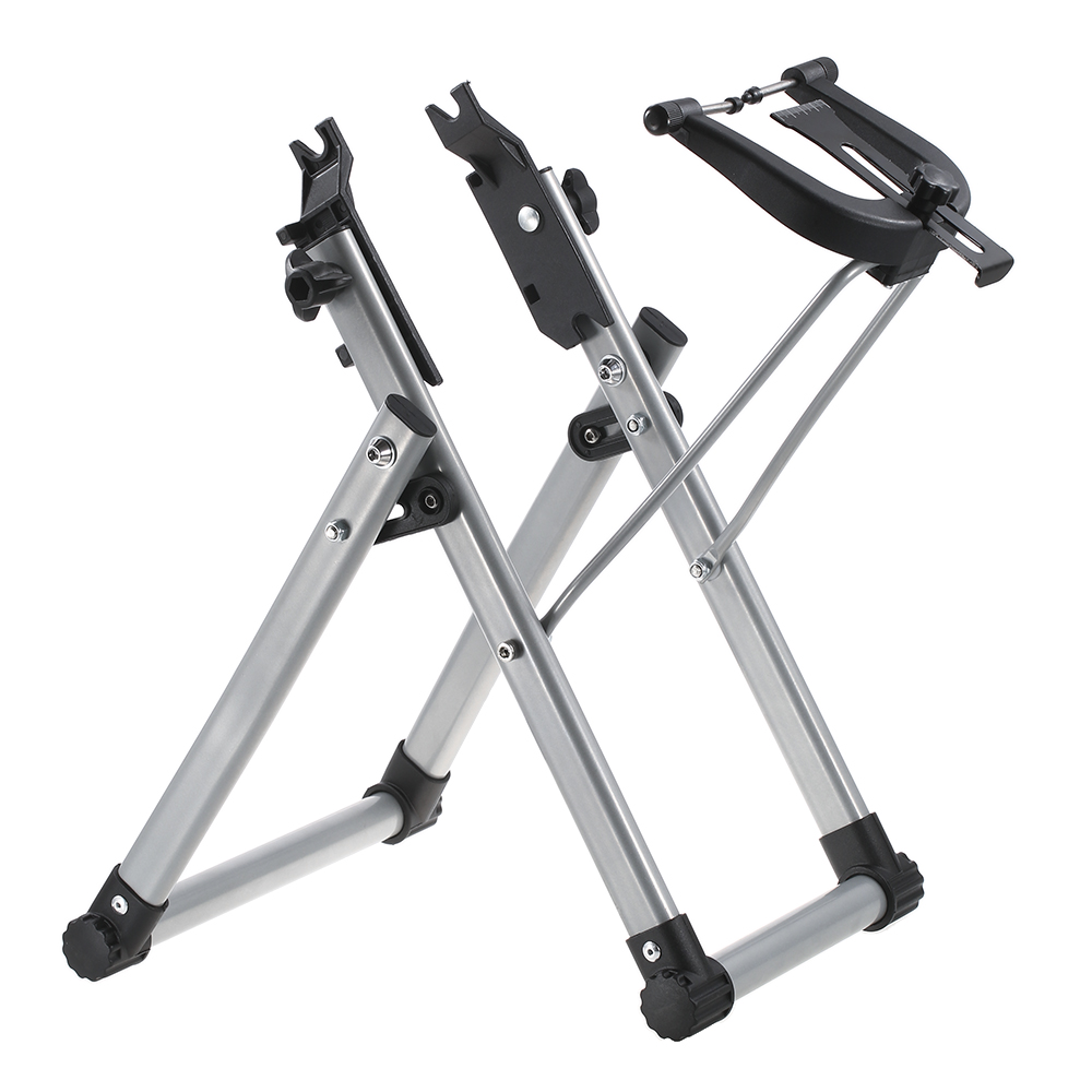 SEWS-Home Mechanic Bicycle Wheel Truing Stand Wheel Maintenance Home Truing Stand Holder Support Bike Repair ToolSEWS-Home Mechanic Bicycle Wheel Truing Stand Wheel Maintenance Home Truing Stand Holder Support Bike Repair Tool