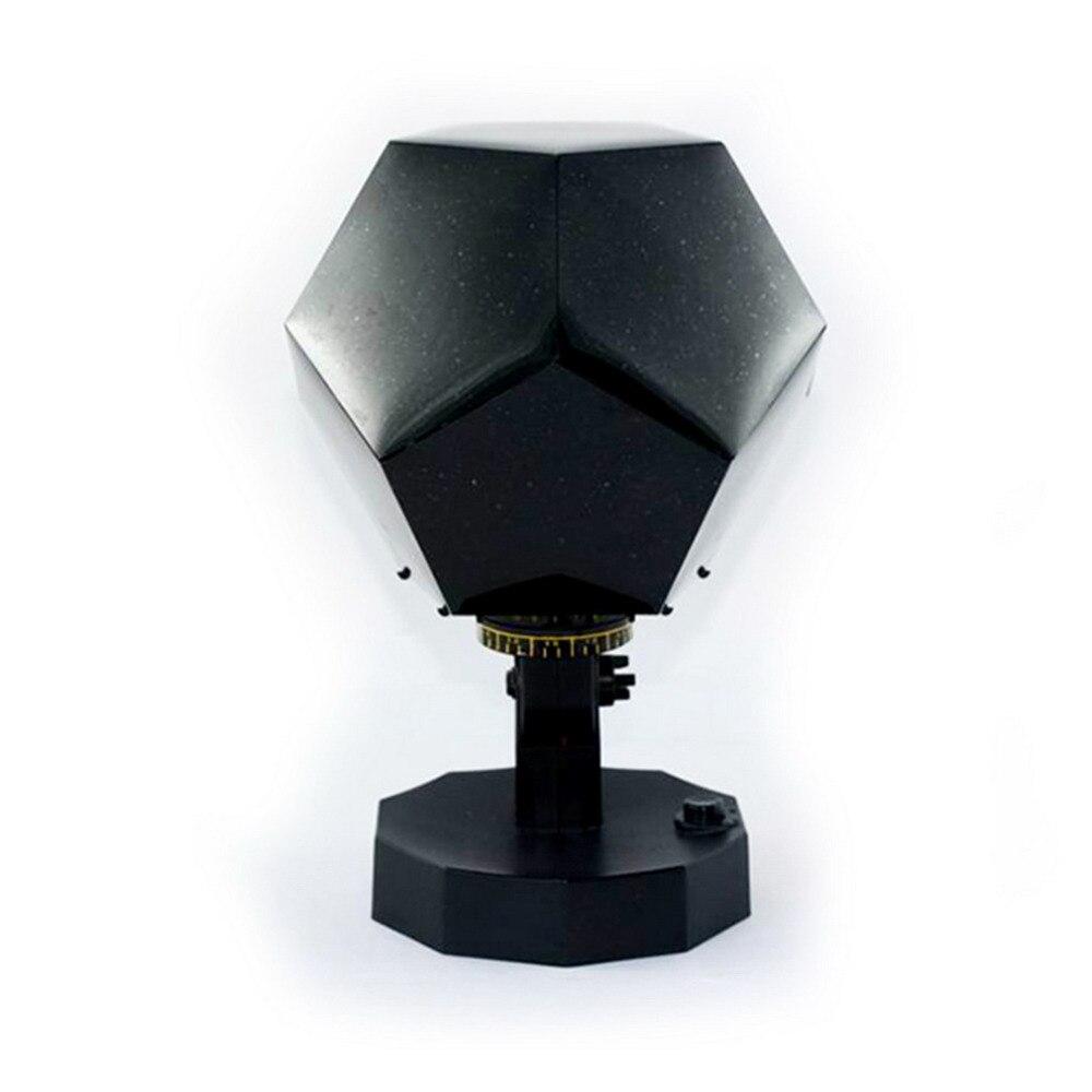 2017 Celestial Stern Astro Sky Projection Cosmos Lichter Projektor Nacht Lampe Starry Romantische Dekoration Beleuchtung Gadget