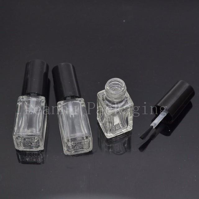 DIY mini 5 ml botella transparente, Botella de Esmalte de Uñas ...