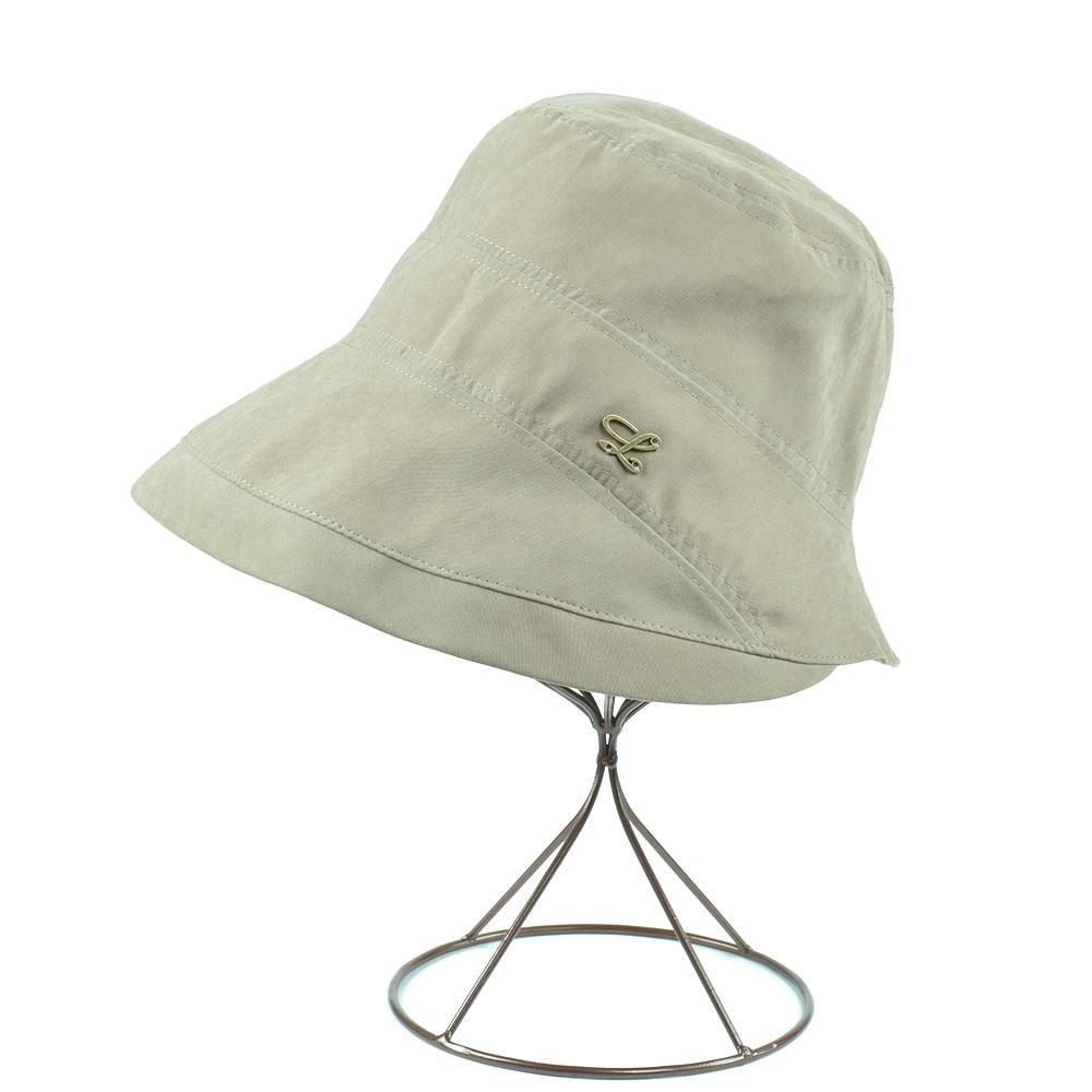 2018 mujeres Sol diseño del sombrero verano playa flor algodón ...