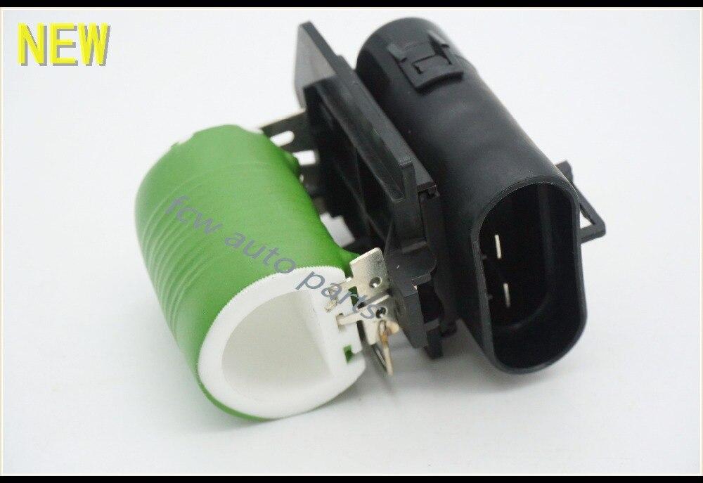 OEM 55703589 55704057 1341919 1341641 HEATER BLOWER Motor fan resistor Rheostat for opel font b Fiat