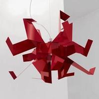 Creative Origami Droplight Pendant Lustre Luxury Modern Design Lighting Free Shipping PL37