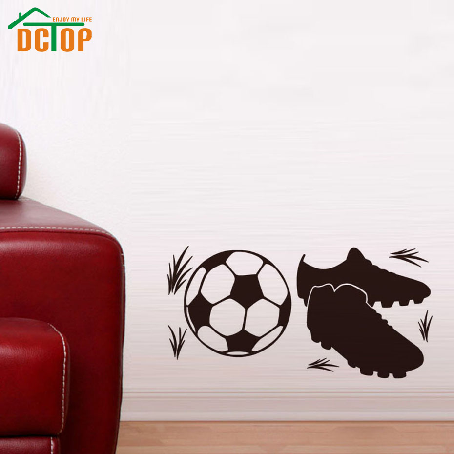 Childrens football wall stickers images home wall decoration ideas kids football wall stickers gallery home wall decoration ideas compare prices on kids football room online amipublicfo Images
