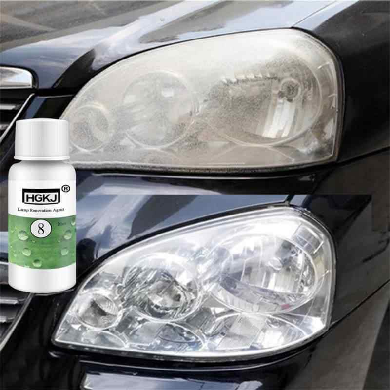 Car Headlamp Polishing Anti-scratch DIY For Car Head Lamp Lense Increase Visibility Headlight Restorstion Kits Restores Clarity