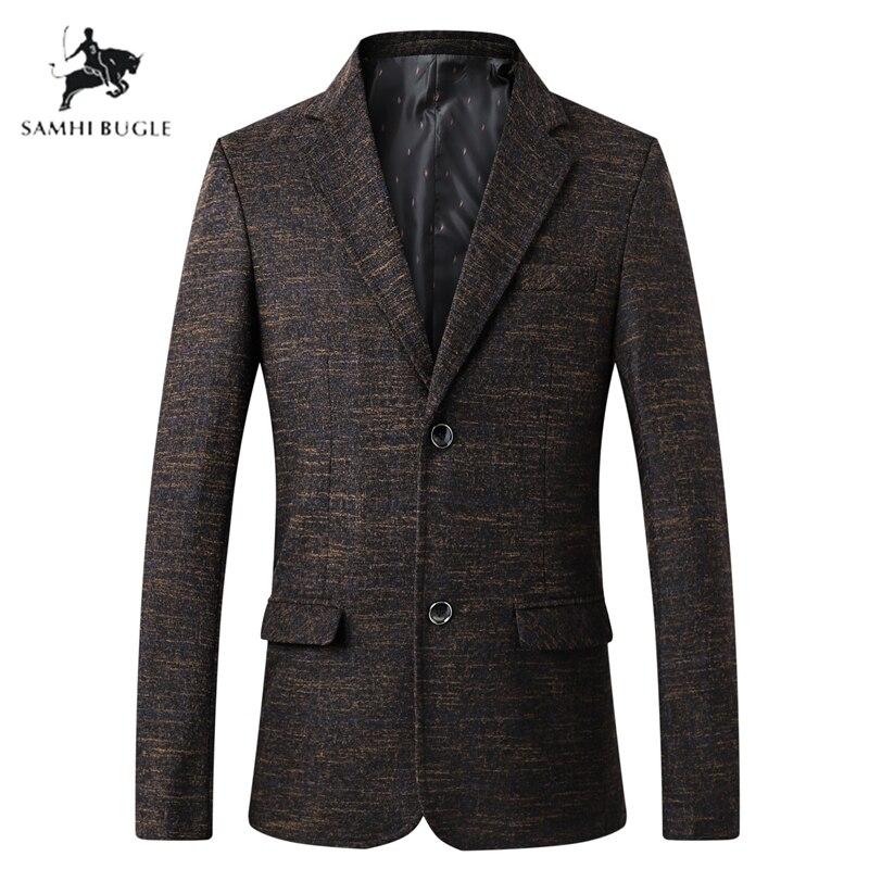 Hommes mode Boutique Plaid formel affaires Blazer/hommes costume manteau/robe de mariée hommes couleur unie costume vestes