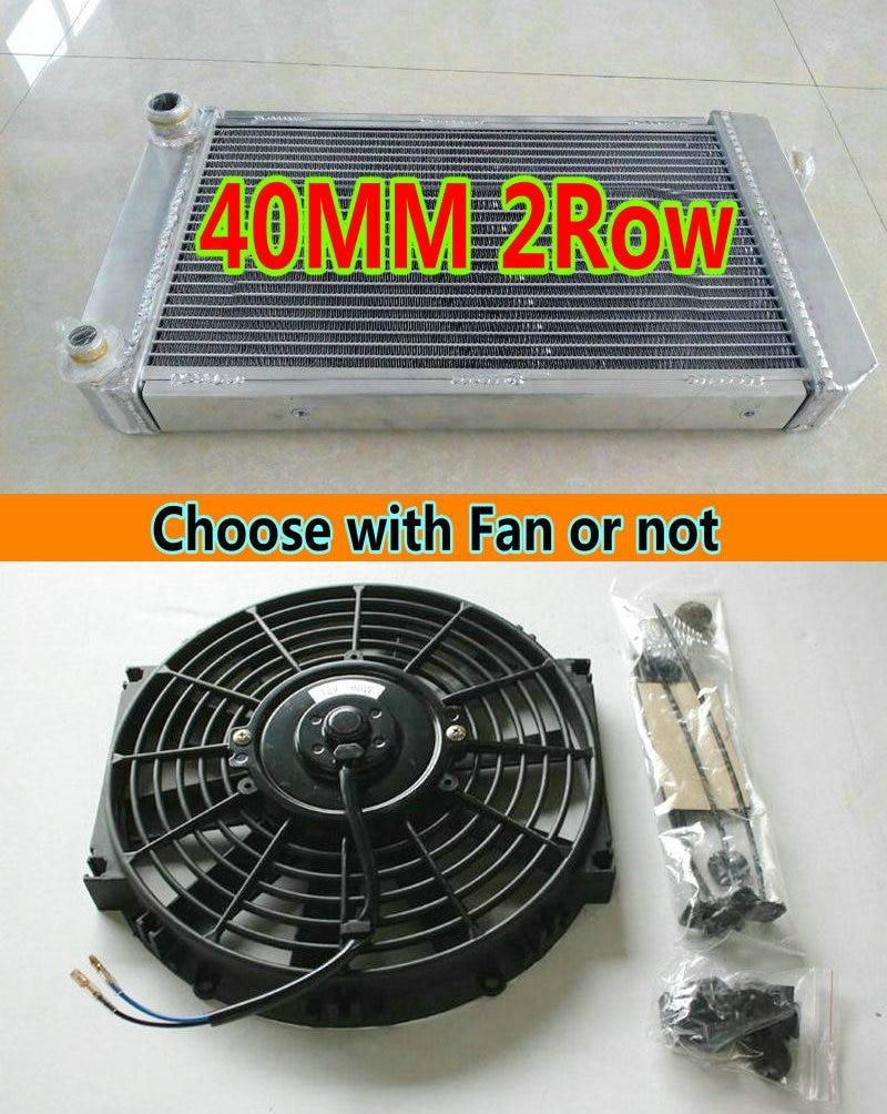 FAN FOR MG MIDGET 1500 MT 1974-1980 1979 1978 77 ALUMINUM RADIATOR