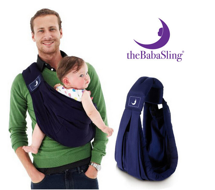 2015 The Babasling Suspenders Cotton Breathable Infant Carrier