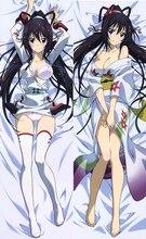 Hot Anime de Almohada Infinito Stratos personajes Hikasa Yoko y Yukana Inoue Marina Shimoda Asami throw almohada cubierta funda de Almohada cuerpo