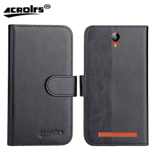 BQ BQ-5590 Spring Case 2017 6 Colors Dedicated Flip Leather Exclusive 100% Special Phone Cover Cases Card Wallet+Tracking стоимость
