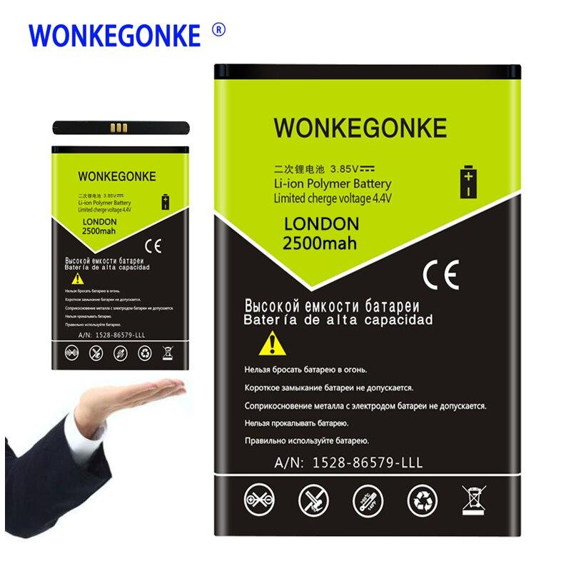WONKEGONKE LONDRES LONDRES Baterias Bateria para UMI Bateria