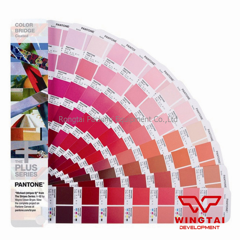 Hot Seller Pantone Color Bridge Coated Gg6103 Whittierdsq