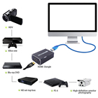 HDMI Video Capture USB3.0 Dongle Drive-Free Card Box for Windows Linux Os X