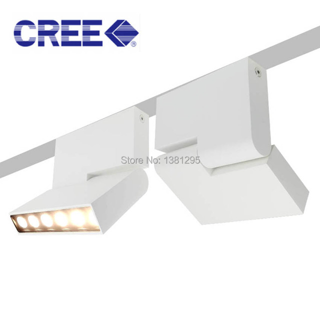 6W LED Downlights Surface Mounted Downlight LED Home Lighting Angle adjustable 180 degree Rotated Ceiling Spot Light Black White