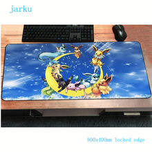 pokemons mouse pad big pad to mouse notbook computer mousepad Halloween Gift gam