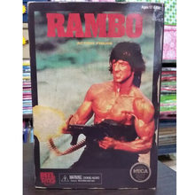 "Figura de Ação NECA RAMBO First Blood Part II 7 ""Jogo De Vídeo Clássico Aparência Collectible Toy Modelo(China)"