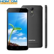 Doogee HOMTOM HT27 5.5 дюймов 3 г телефон Android 6.0 MTK6580 4 ядра 1 ГБ Оперативная память 8 ГБ Встроенная память 5MP 8MP камеры отпечатков пальцев Сенсор мобильного телефона