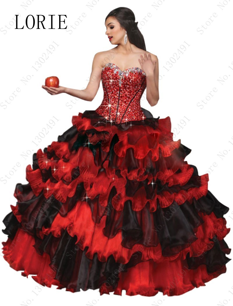 For Sweet Sixteen Masquerade Ball Gowns Red | Dress images