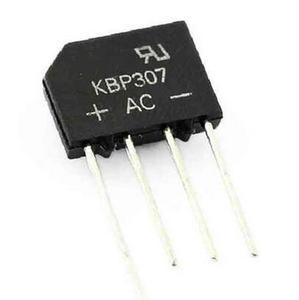 10PCS KBP307 Bridge Rectifiers 700V 3A new and origianl