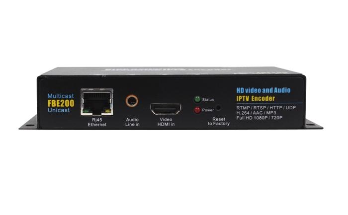 FBE200-H.264-LAN