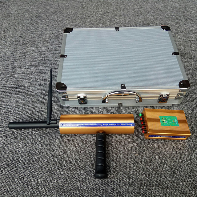 US $280 0 |High Efficient remote metal locator Positioning gold, silver,  copper coins, and gem stones Updated underground super scanner-in Alarm