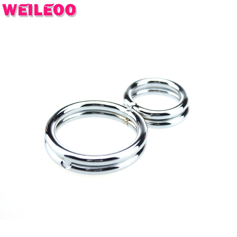 Glass Cock Rings