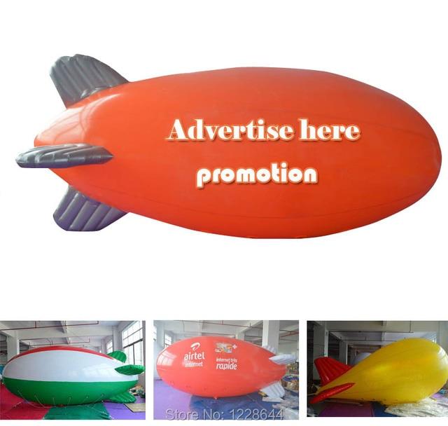 ballon dirigeable decoration