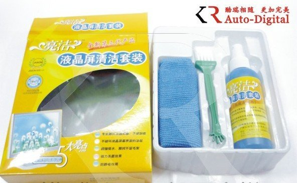 hot sale brand new 3 close 1 clean suits/cleaner LCD/cleaner/screen brush computer cleaning