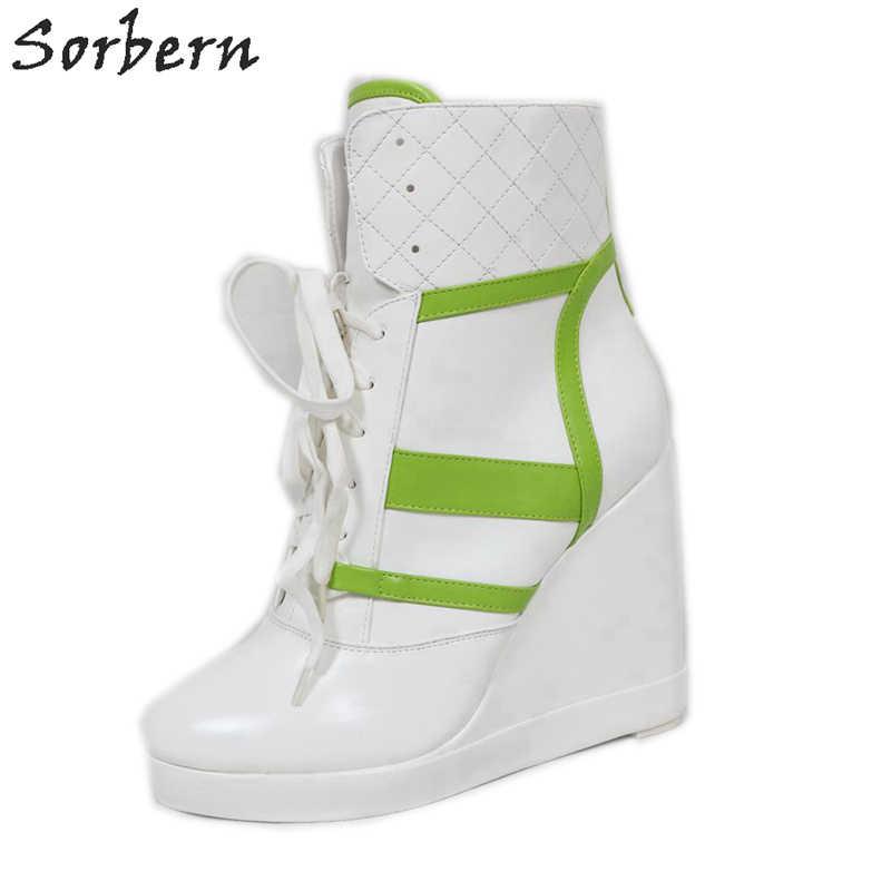 Sorbern Elegant White Sneaker Women