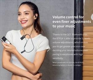 Image 2 - FiiO Sport Bluetooth verstärker 5,0 BTR1K Audio Empfänger mit APTX/AAC/APTXLL Unterstützung, NFC Paarung, USB DAC,Typ C Port