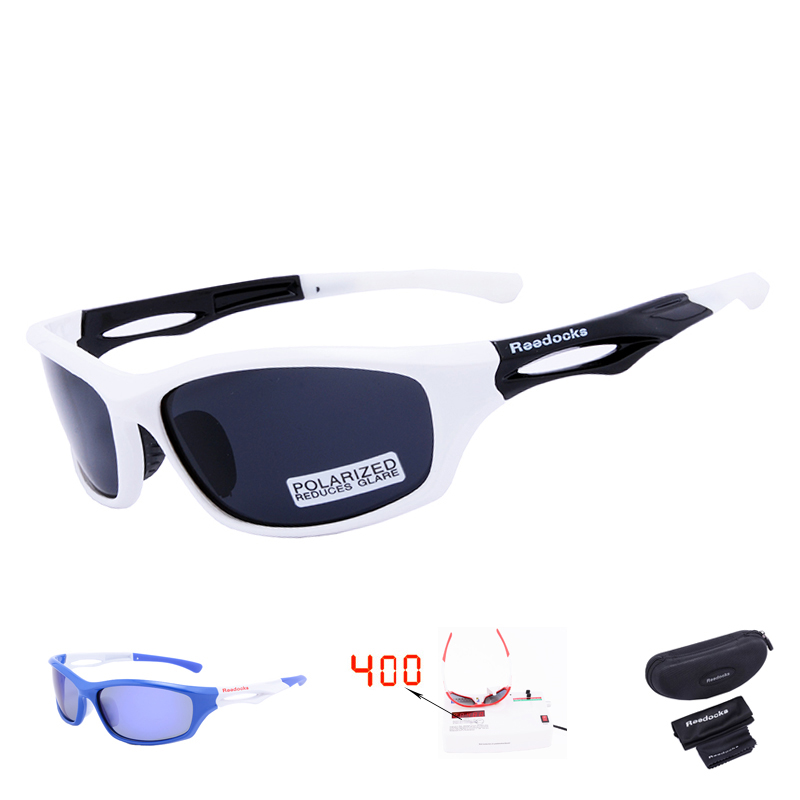 New Polarized Cycling Sunglasses Mens Women TR90 UV400 Coated HD Lens Running Bike Bicycle Glasses Fishing Hiking Eyewear