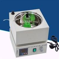 DF-101S Digital Display Magnetische Rührer Wärme Sammeln Typ Magnetische Heizung Rührer Thermostat Rührer 220 V 60 W 0-2600r/min
