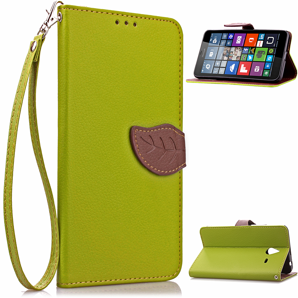 In Style; Audacious Wallet Pu Leather Case For Microsoft Lumia 640xl Phone Cases With Stand And Card Holder Bag Flip Cover For Nokia Lumia 640 Xl Fashionable