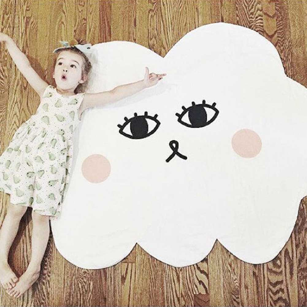 What is the best carpet to buy for the price - Bobo Cloud Sun Pattern Babies Play Mats Baby Game Best Activity Car Playmat Floor Gym Rug